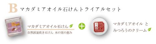 マカダミアオイル石けん|自然派釜炊き石けん 木の実の恵み 自然派健康商品なふりショップ